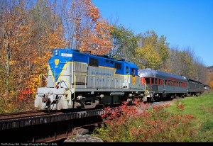 Funding in Place for Excursion Train Feasibility Study