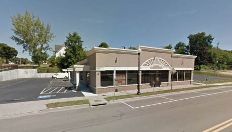 The new home of the Chautauqua County DMV in Jamestown - 512 W. Third St.  (image from Google)
