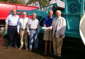 Chautauqua Lake Association Receives $250,000 Grant from Johnson Foundation