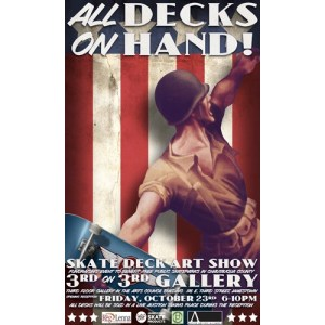 All Decks on Hand 2015
