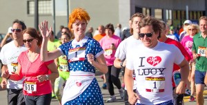 [LISTEN] Joy Behar Excited to Appear in Jamestown as Part of Lucy Town Half Marathon Festivities