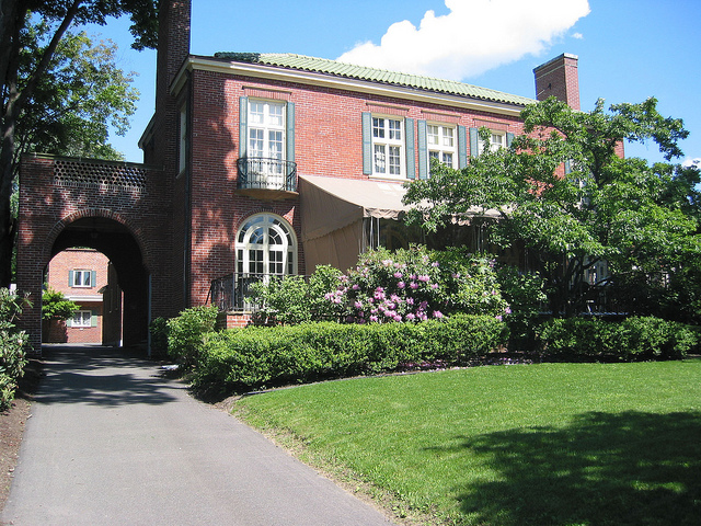 Sheldon House (photo by SUNY JCC)