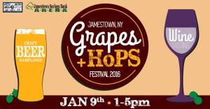 [LISTEN] Arts on Fire – Sherry Hutley Discusses 2016 Grapes & Hops Festival