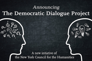Jamestown to Participate in Statewide 'Democratic Dialogue' Project