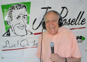 Local Radio Legend Jim Roselle Passes Away at the age of 89
