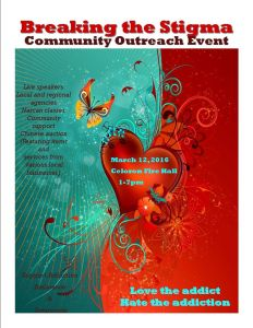[LISTEN] Local Residents Organize Informational Event Focused on Drug Addiction