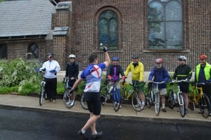Blessing of the Bikes Set for Saturday Morning at St. Luke's