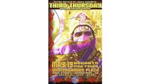 Third Thursday Returns to Jamestown's Wintergarden Plaza on May 19