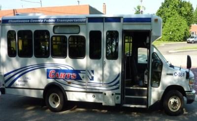 CARTS Bus