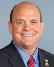 Rep. Tom Reed (R-Corning)