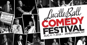 [LISTEN] Arts on Fire – A Preview of the 2016 Lucille Ball Comedy Festival with Journey Gunderson