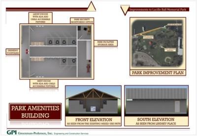 Celoron Park Plan
