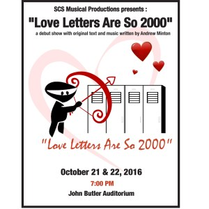 [LISTEN] Arts on Fire – Drew Minton and Cast Discuss 'Love Letters are So 2000'