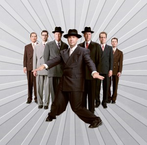[WATCH] Big Bad Voodoo Daddy Performs in Jamestown Friday Night