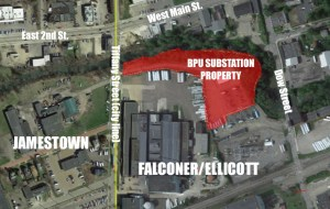 Teresi Comments on Possible Annexation of BPU Property in Falconer