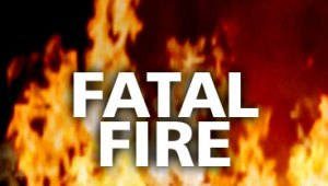 Fire Claims Life of Town of Ellicott Man