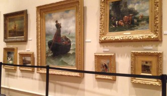 Seven Paintings Previously Owned by Prendergast Library to be on Display at Fenton History Center