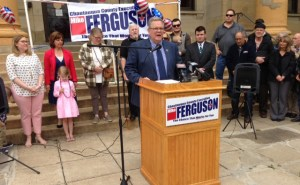 [LISTEN] Community Matters – County Executive Candidate Mike Ferguson