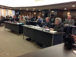 [LISTEN] County Legislature Approves Government Reduction Plan