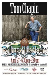 [LISTEN] Rolling Hills Radio Episode 63 – Tom Chapin