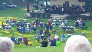 Municipal Band to Perform 'Music for a Summer Night' at Bandshell