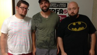 [LISTEN] Arts on Fire – Jamestown Improv Group Karate Sleepover Prepares for Aug. 5 Show at The Q