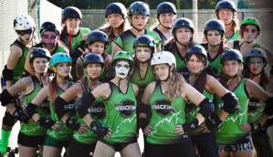 Roller Derby Team to Raise Awareness of Suicide Prevention by Changing Seating Terminology
