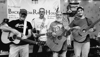 [LISTEN] Back Room Radio Hour Ep 28 – Ryan Buzzetto and Steel Rails