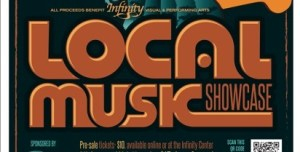[LISTEN] 2017 Local Music Showcase to Benefit Infinity is Saturday, Sept. 8