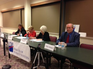 [LISTEN] Chautauqua County LOWV Meet the Candidates Forum Part 2 – Oct. 24 2017