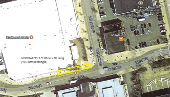 Planning Commission Tables Proposal to Sell Small Portion of 2nd St. Property to Northwest Arena