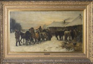 Three More Prendergast Art Collection Paintings Sell at Auction for $9,900