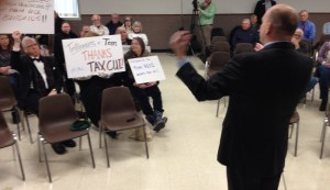 [LISTEN] Congressman Tom Reed Town Hall Meeting – Dec. 16, 2017 in Kennedy, NY