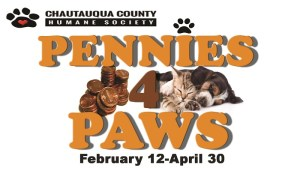 Pennies 4 Paws Campaign Now Underway