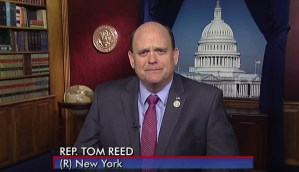 [WATCH] Reed One of 67 House Republicans Voting Against Long-Term Federal Budget Bill