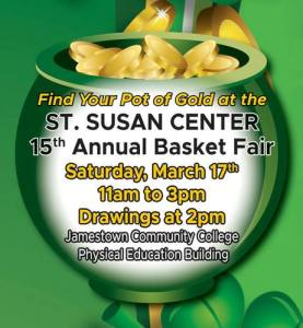 [LISTEN] Community Matters – Jeff Smith Discusses St. Susan's 2018 Basket Fair