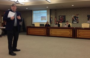Jamestown School Board Receives Presentation on 2018-19 Budget; Tax Hike Unlikely