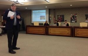 Jamestown School Board Receives Presentation on 2018-19 Budget; Tax Hike Unlikely