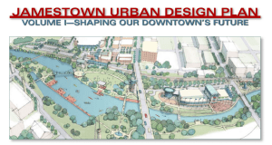 Consultants Hold Public Input Session for Jamestown Urban Design Plan