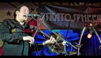 [LISTEN] Arts On Fire – Joe Deninzon of Stratospheerius