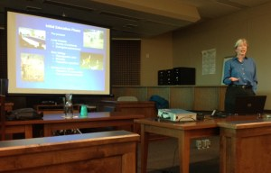 DEC Wildlife Biologist  Provides Deer Management Presentation, Options for City