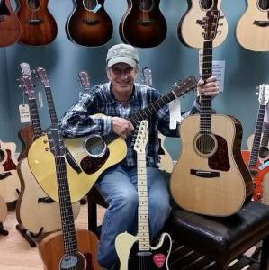 [LISTEN] Arts on Fire – Jim Holler of Trinity Guitars