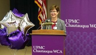 UPMC WCA Chautauqua President, Board Highlights 2017 Successes During Thursday Presentation