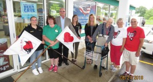TRC partners with Kwik Fill for Laurel Run Fundraiser