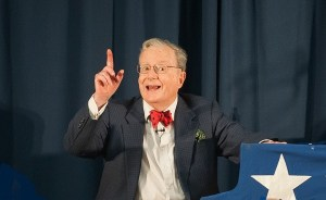 Political Humorist and Satirist Mark Russell to Appear at Jackson Center Fundraiser Aug. 5