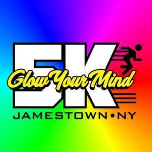 GLOW Your Mind 5K Run/Walk is Saturday Night, Aug. 25