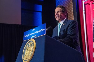 Cuomo Says Weather is Reason for Stagnant Population