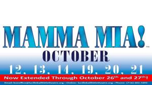 Mamma Mia! Makes its Debut Friday Night at the Lucille Ball Little Theatre in Jamestown