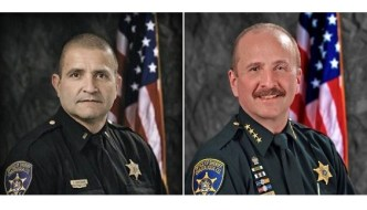 [LISTEN] Community Matters – 2018 Sheriff Candidates James Quattrone and Joseph Gerace