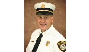 Teresi Appoints Salemme as Next City Deputy Fire Chief
